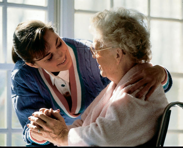 How can my spirituality help me in caregiving?