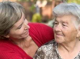 What caregiving services can I find in my town?
