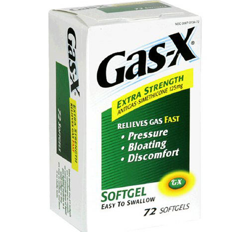 Will gas-x thin strips help for gas problem?