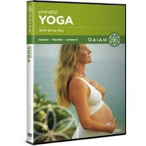 Any recommendations for prenatal yoga dvd?