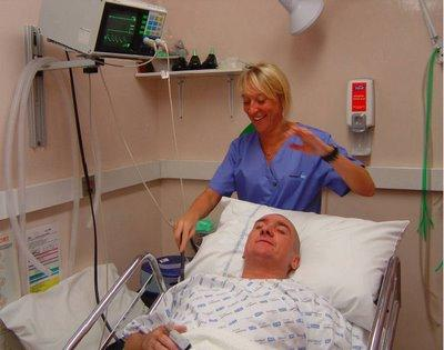 I am having surgery. What happens in recovery room?