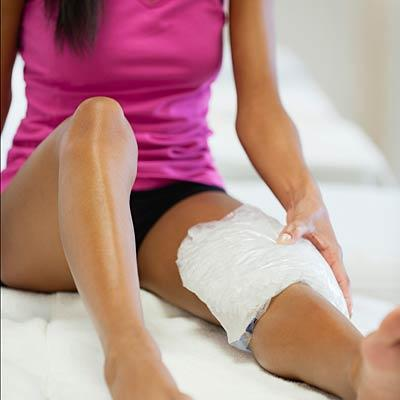 Is ice or heat bettter for joint pain?