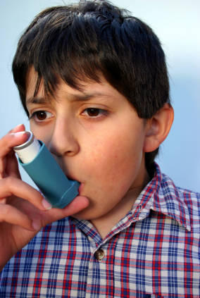 How many puffs per day of an albuterol inhaler for asthma are too many?