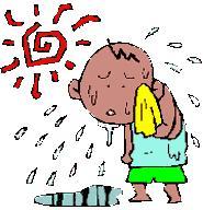 Will Vyvanse (lisdexamfetamine) make you sweat a lot more when taking it?