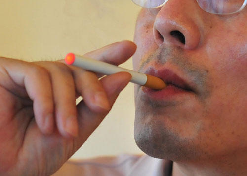 How much better for your health are e-cigarettes?