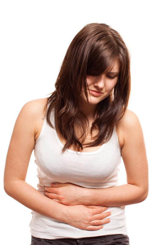 How long does abdominal  pain last while pregnant?