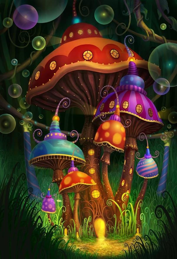 Does eating magic mushrooms cause you to lose weight?