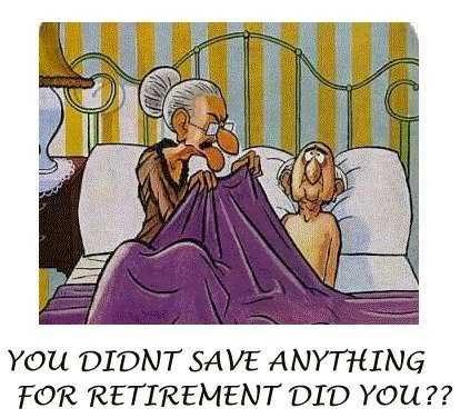 How can retirement improve my sex life?