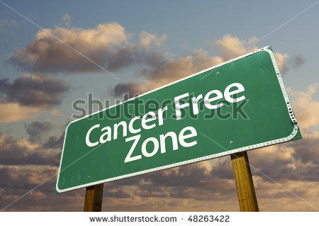 I've been diagnosed cancer-free. How accurate is that?