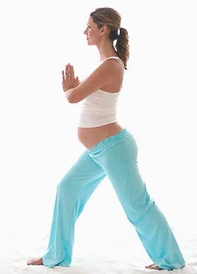 Is it ok to exercise during the early stages of pregnancy?