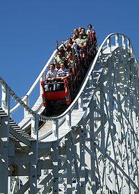 I got a pulmonary embolism after my pregnancy, and im on warfarin right now. Is it ok and safe to go on rollercoasters?