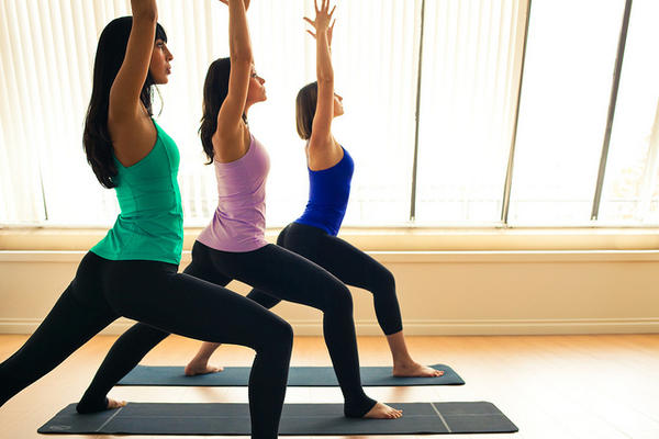 What are the health benefits and potential issues from Bikram yoga?