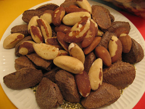 Brazil nuts-can they set you off with allergic response?