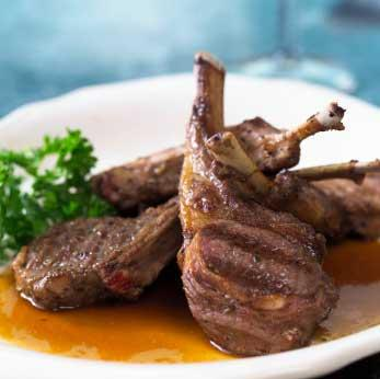 Is mutton is fattening and how many calories and it has saturated fats...?