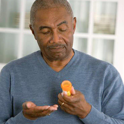What could cause a 67 y.O. To suffer from from profound memory loss and confusion?