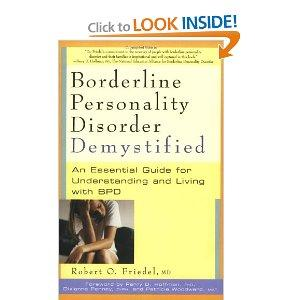 What age is a person old enough to be diagnosed with borderline personality disorder?