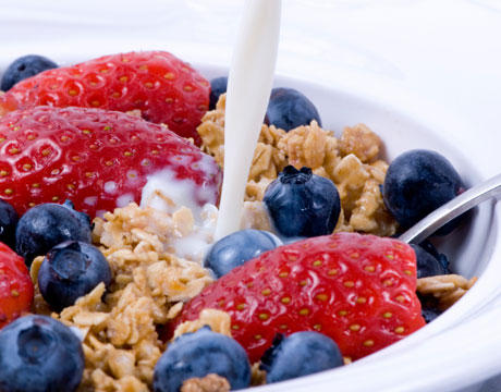 What nutritional value does cereal offer?