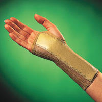 Ulnar sided wrist pain on lifting weights?