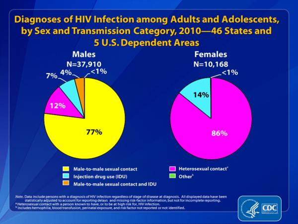 How come the aids virus is more common among gay man and african american ?