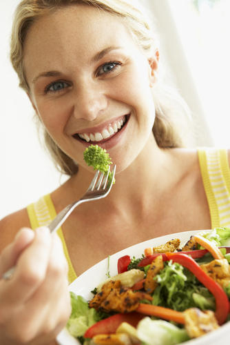What is a suggested healthy diet?