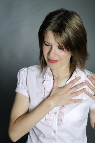 What are some various  causes of chest pain?
