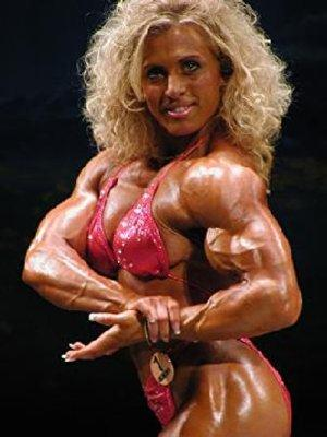 Is it possible for a woman to use anabolic steroids without looking masculine?