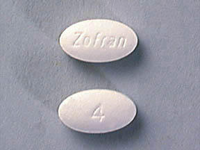 Why do I often throw up after taking zofran?