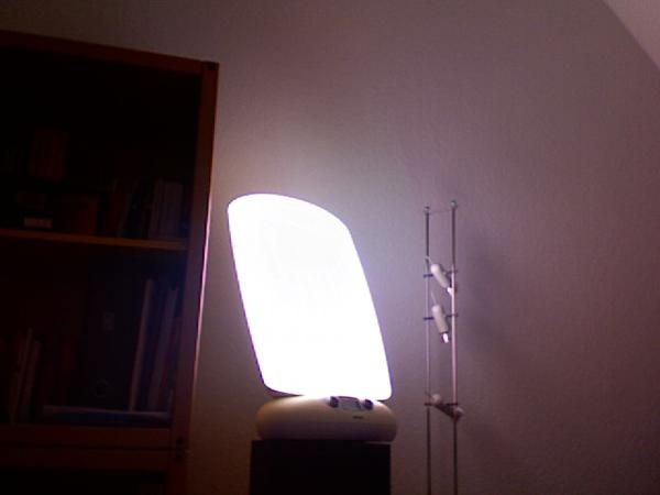 Does sad light therapy help ?