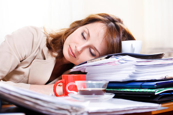 how to work and have chronic fatigue