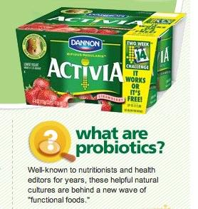 How safe are probiotics vs yogurt?