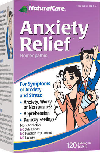 What can be done for anxiety?