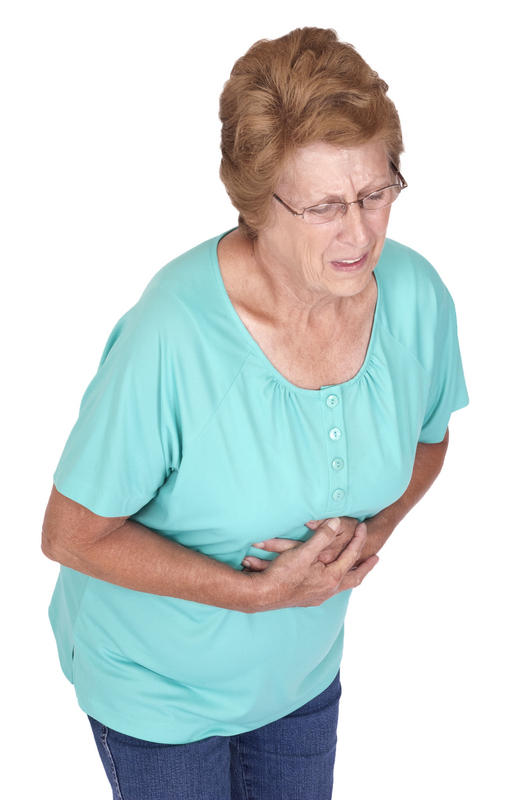 What's difference between the pain of a gallstone and a stomach ulcer?