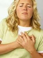 Small chest pain can stress lead to chest pain going through a divorce?