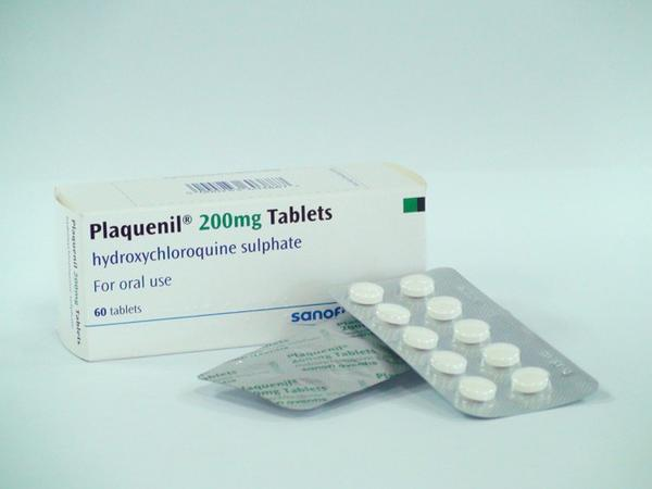 Could plaquenil (hydroxychloroquine) give you a heavy feeling in the chest?