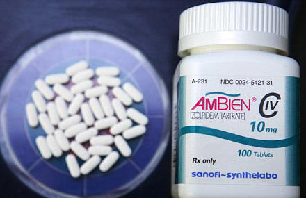 What is Ambien (zolpidem) used for?