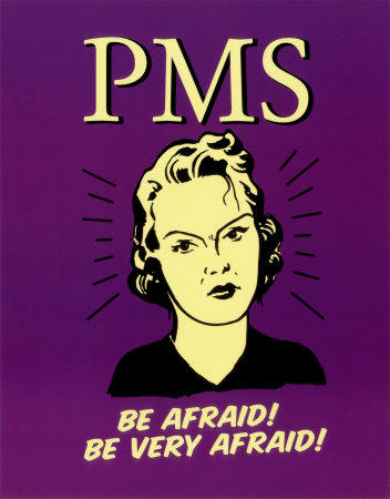 Why do girls have to deal with pms?