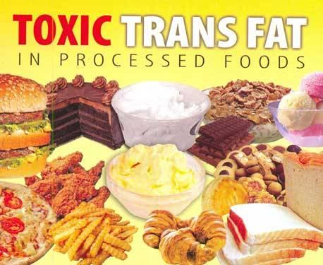 If saturated and trans fats do not add up to total fats, what are the remaining fats?