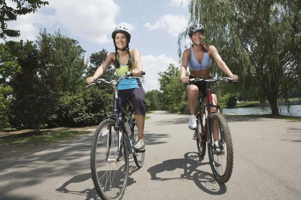Is biking a good way to lose weight?