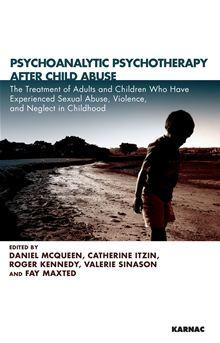 Why don't males often seek help for childhood abuse?