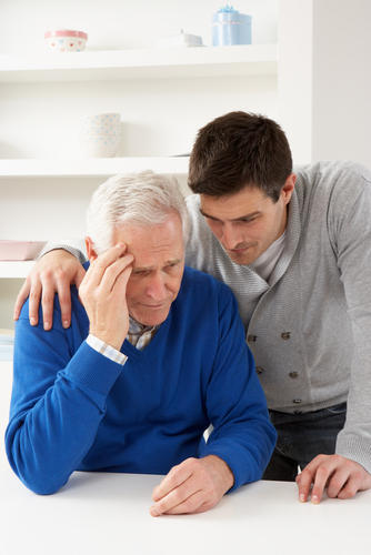 What are some financial planning tips for seniors caregivers?
