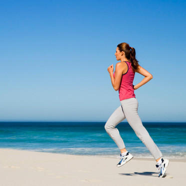 Whats the quickest way to make jogging easier?