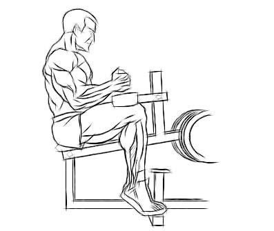What workouts will most quickly add visible tone to calves?