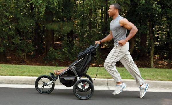 How to do cardio with an infant?
