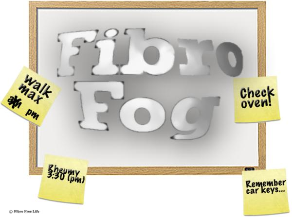 "What is the best course of action to treat severe ""fibro fog""?"