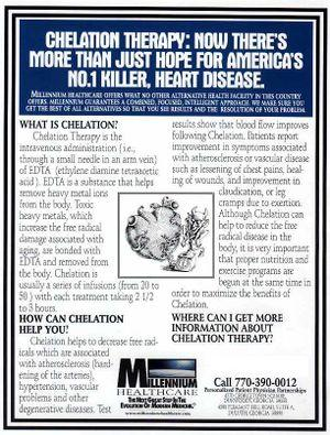 Where can I find chelation therapy clinic?