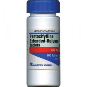 Has anyone used pentoxifylline for inflammatory condition?