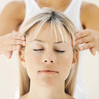 Is there a quick fix for a tension headache?