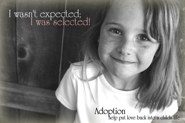 Where can you go to put a child up for adoption?