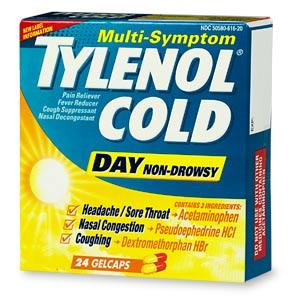I have a very bad cold what can I do about it ?