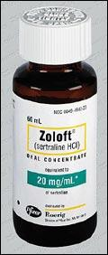 Just started on zoloft, (sertraline) only 5mg liquid. I am small build, high metabolism. Will the Zoloft (sertraline) cause weight gain?
